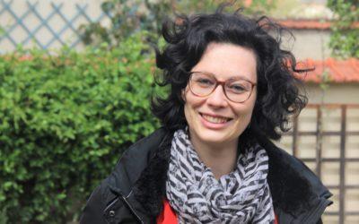 Vanessa Brossard, portrait de bénévole